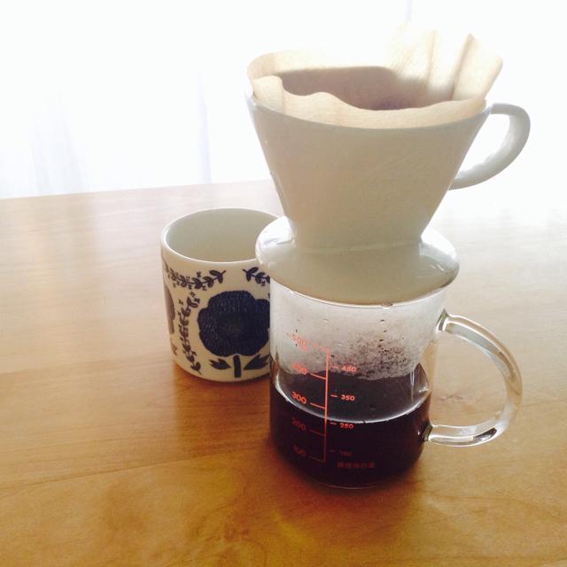 中古 コーヒーカップ 3客 無印良品アロマポットおまけ
